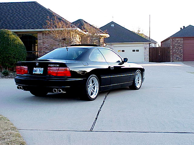 BMW 850 Tuning