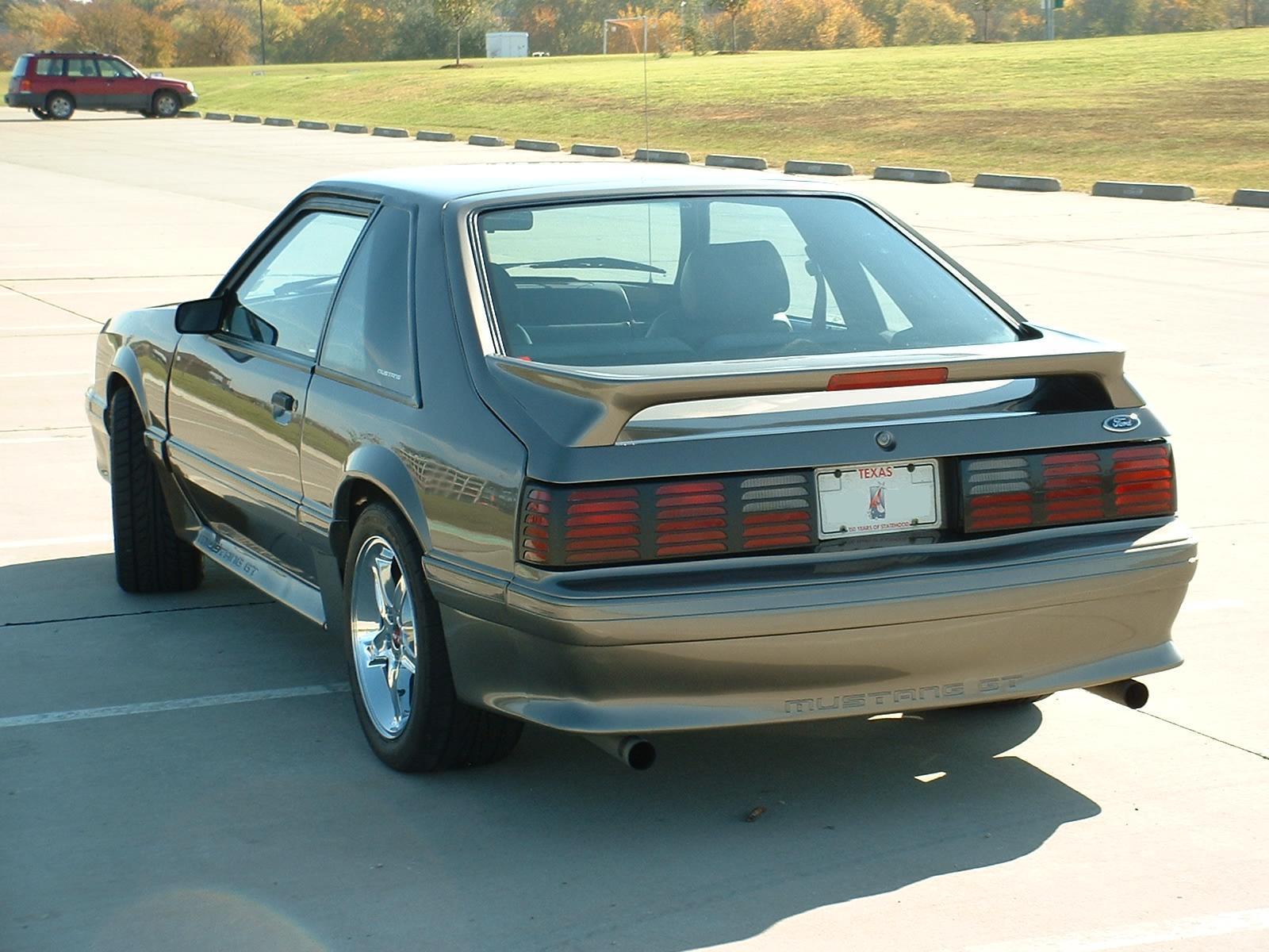 1989 Mustang Gt Convertible Value