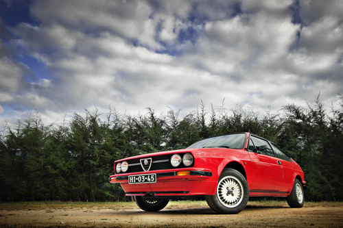 Picture of 1985 Alfa Romeo Alfasud