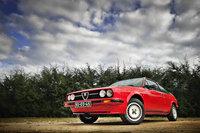1985 Alfa Romeo Alfasud Overview