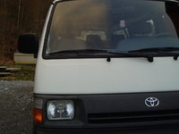1994 Toyota Hiace Overview