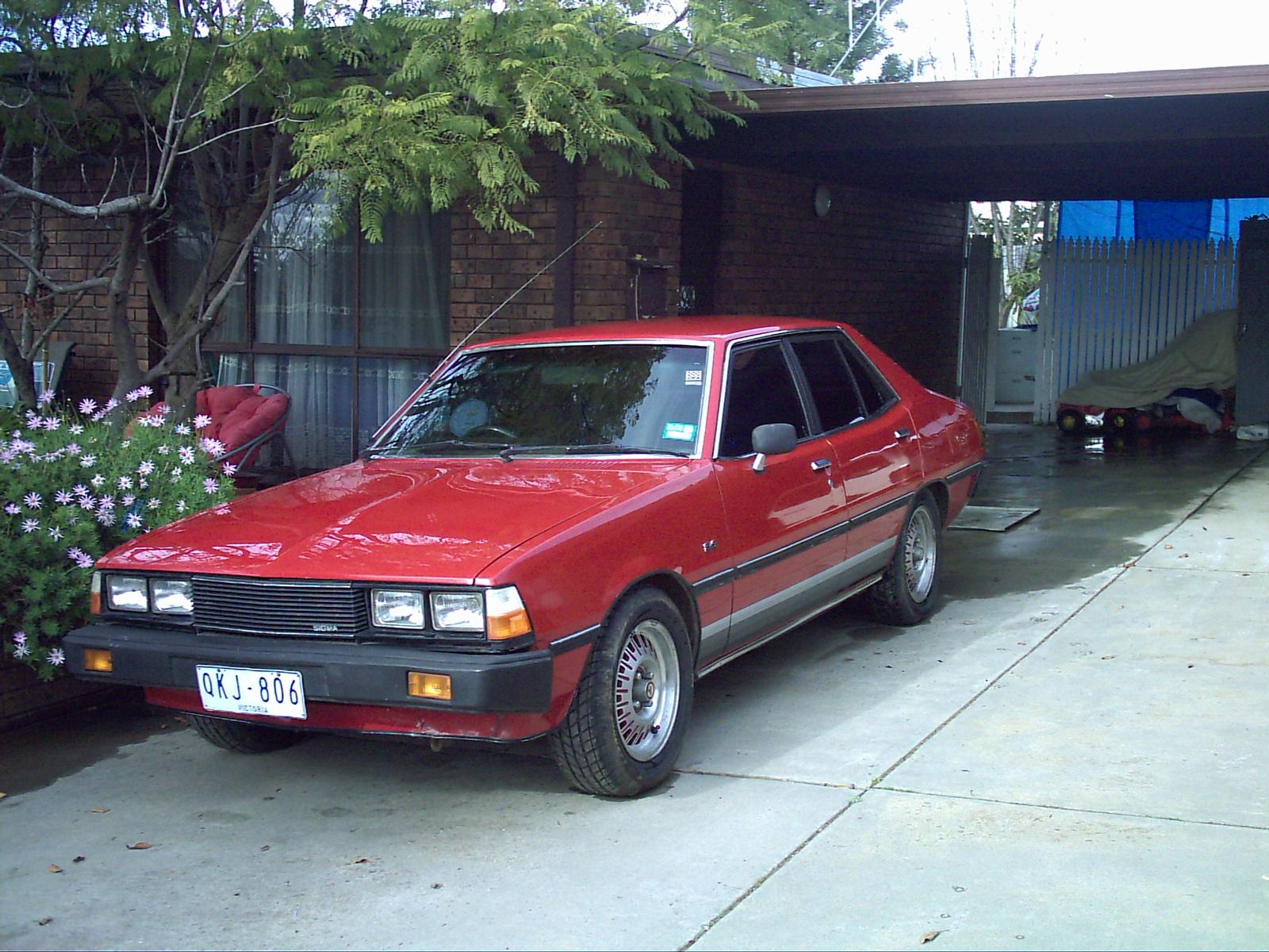 1981 Mitsubishi Sigma Pictures Cargurus