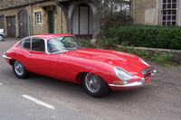 1965 Jaguar E-Type picture
