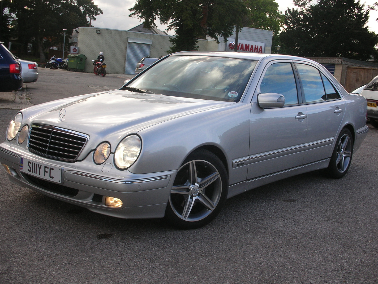 2001 mercedes benz e class pictures cargurus for Mercedes benz e320 1999