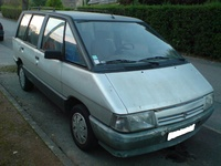 1990 Renault Espace Overview