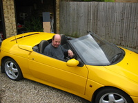 1994 Lotus Elan Overview