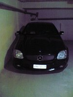 Picture of 2004 Mercedes-Benz SLK-Class SLK320