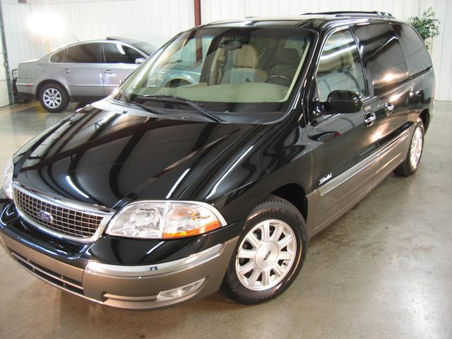 2001 Ford Windstar Limited picture
