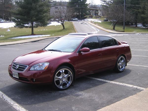 Picture of 2004 Nissan Altima 2.5 SL, exterior