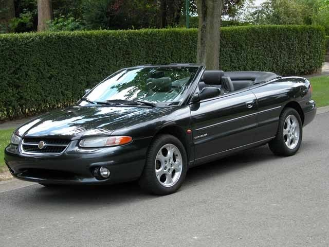 Picture of 2003 Chrysler Sebring LXi Convertible