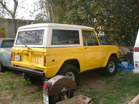 1970 Ford Bronco picture