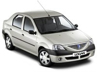 2006 Dacia Logan Picture Gallery