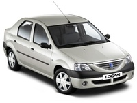 2006 Dacia Logan Overview