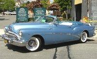 1953 Buick Skylark Overview