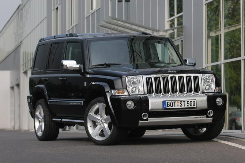 jeep commander sport. 2007 Jeep Commander Sport