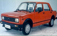 1995 Zastava Florida Overview