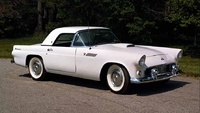 1955 Ford Thunderbird picture, exterior