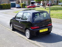 Picture of 2002 FIAT Seicento, gallery_worthy