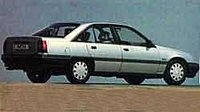 1992 Vauxhall Senator Overview