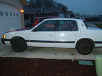 1990 Dodge Spirit 4 Dr ES Sedan picture