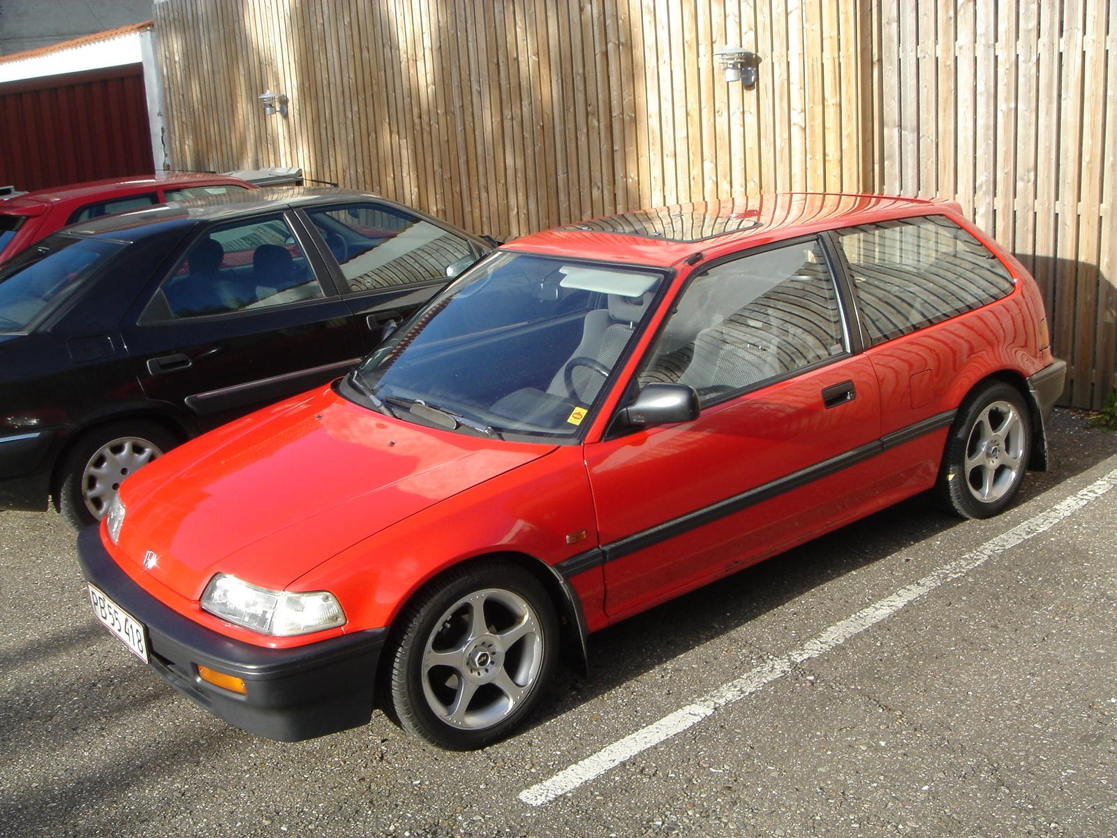 1989 Honda Civic - Pictures - CarGurus