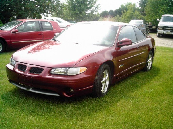 Pontiac Grand Prix Gtp Coupe Other Pictures