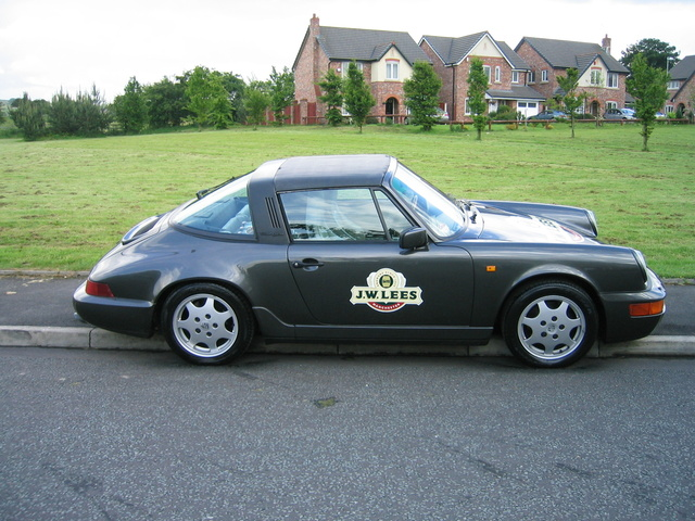 Picture of 1990 Porsche 911 Carrera Targa, gallery_worthy