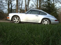 1991 Porsche 911 Overview
