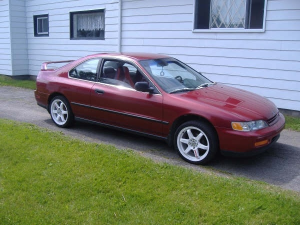 Picture of 1995 Honda Accord LX Coupe, gallery_worthy