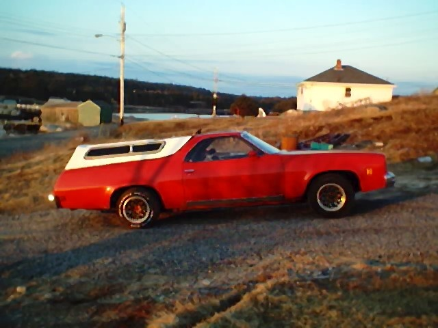Picture of 1975 Chevrolet El Camino, gallery_worthy