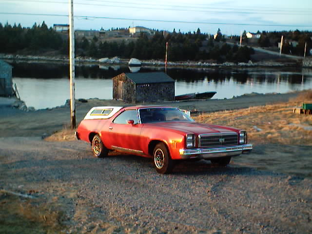Picture of 1975 Chevrolet El Camino
