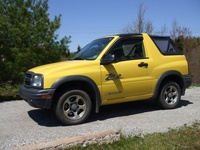 2003 Chevrolet Tracker ZR2 4WD picture, exterior