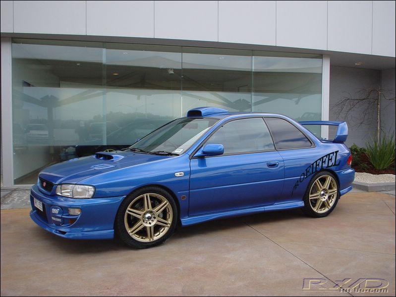 1999 Subaru Impreza Other Pictures Cargurus