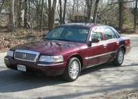 2006 Mercury Grand Marquis Overview