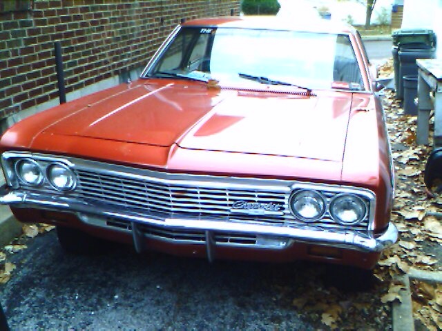 1966 Chevrolet Bel Air picture