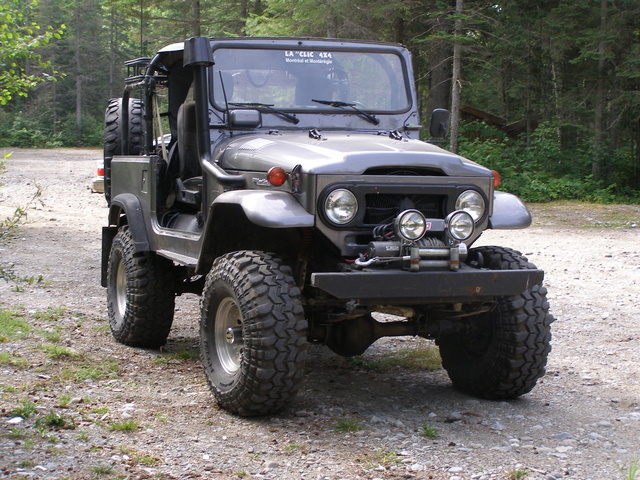 Picture of 1980 Toyota Land Cruiser, exterior, gallery_worthy