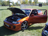 1989 Honda Civic CRX picture
