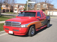 Picture of 1995 Dodge Ram Pickup 1500 2 Dr LT Standard Cab LB