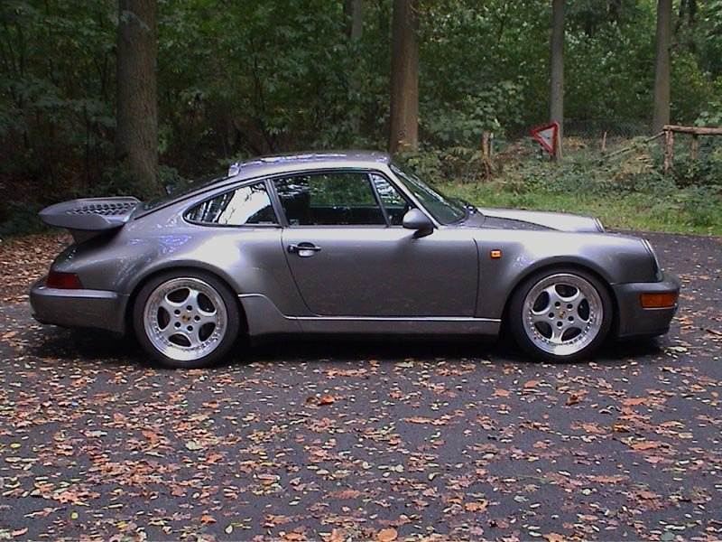 2004 Porsche 911 Turbo Coupe. Porsche : 911 2dr Coupe 2007