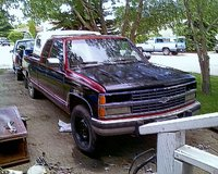 Picture of 1992 GMC Sierra 2500 2 Dr K2500 SLE 4WD Extended Cab LB