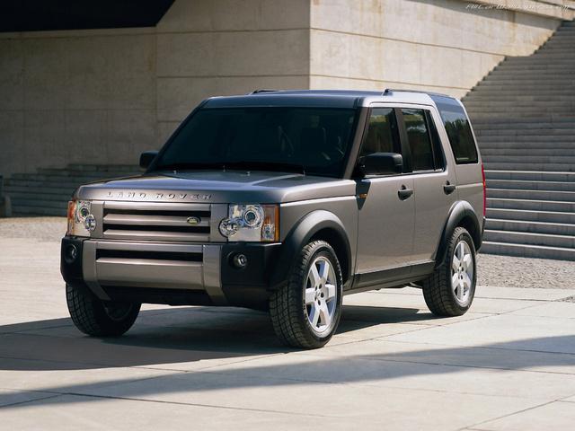 2007 Land Rover Lr3 Pictures Cargurus