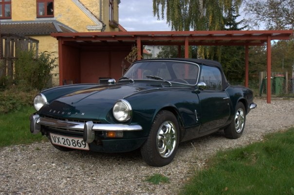 Picture of 1967 Triumph Spitfire, gallery_worthy