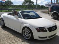 2006 Audi TT Picture Gallery