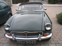 1966 MG MGB Roadster picture