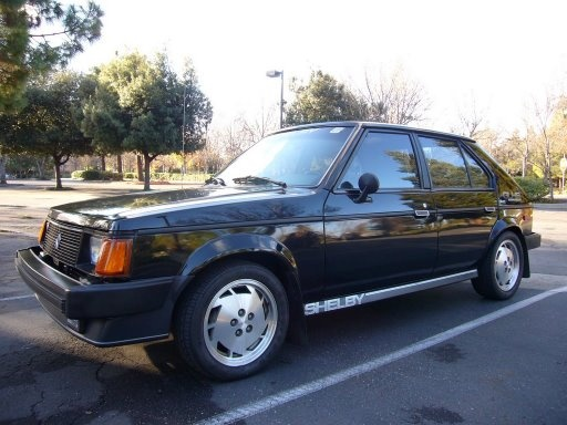 Picture of 1986 Dodge Omni, exterior