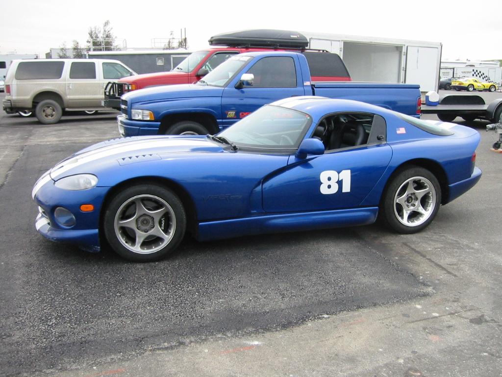 1996 Dodge Viper 2 Dr GTS