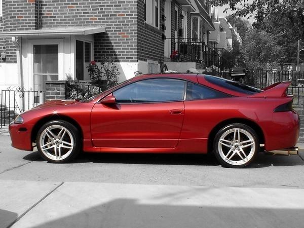 Gallery For > 1997 Mitsubishi Eclipse Gsx
