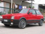 1991 Seat Ibiza Overview