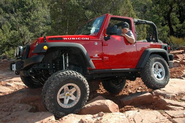 Picture of 2008 Jeep Wrangler Rubicon
