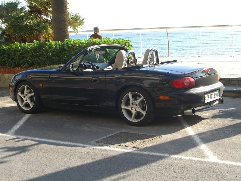 2005 Mazda Miata MX-5 and Mazdaspeed Factory Repair Service Manual